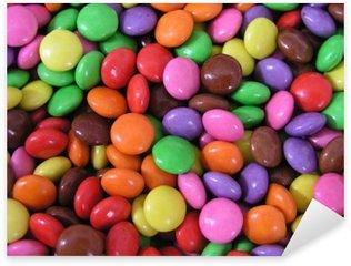 bonbons colorés Sticker - Pixerstick