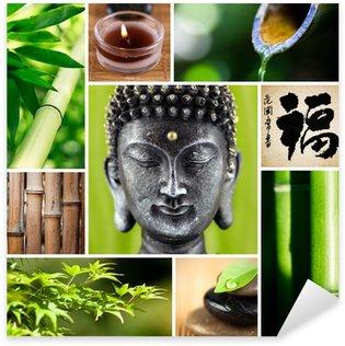 Pixerstick for All Surfaces bouddha zen
