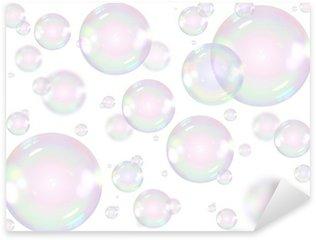 Pixerstick for All Surfaces Bulles de savon