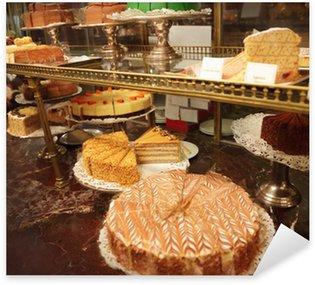 Sticker - Pixerstick Cake shop