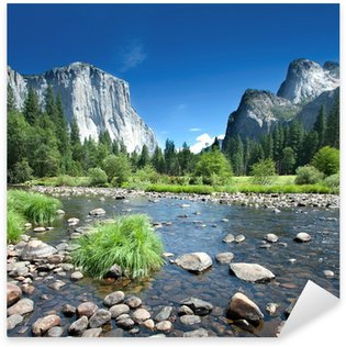 Sticker Pixerstick Californie - Parc national de Yosemite