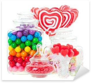 Candy Display Sticker - Pixerstick
