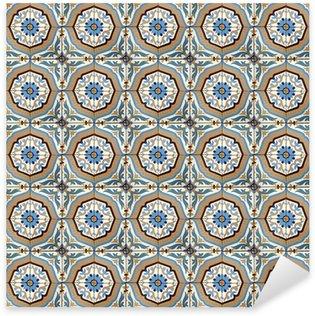 stickers mosa que marocaine pixers nous vivons pour changer. Black Bedroom Furniture Sets. Home Design Ideas