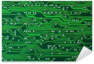 Sticker - Pixerstick Circuit Board