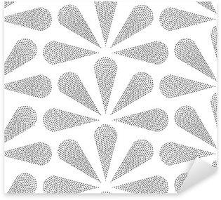 Pixerstick Sticker Classic naadloze patroon