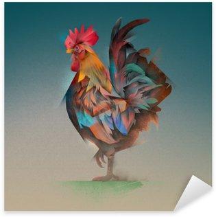Pixerstick Sticker Cock
