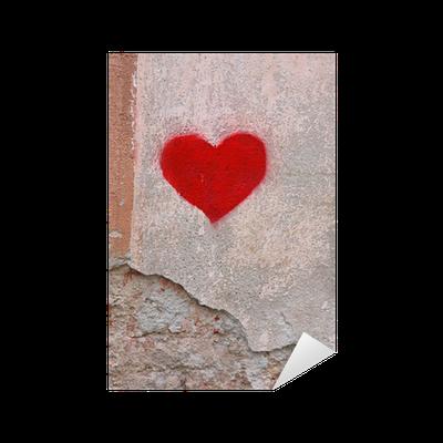 coeur photo mur perfect gyp tagres en forme de coeur crateur simple de mode de tv de fond de. Black Bedroom Furniture Sets. Home Design Ideas