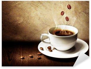 Sticker - Pixerstick Coffee