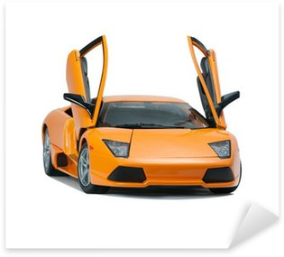 Pixerstick for All Surfaces Collectible toy model Lamborghini front view