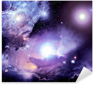 Pixerstick for All Surfaces Fantasy Space Nebula