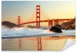 Pixerstick for All Surfaces Golden Gate Bridge San Francisco