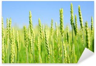 Sticker Pixerstick Grain vert