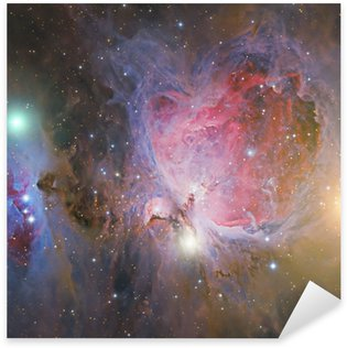 Sticker - Pixerstick Great Orion Nebula