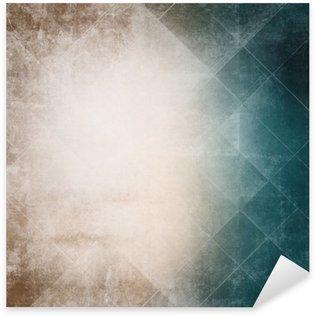 Sticker - Pixerstick Grunge background