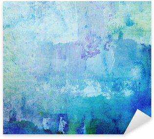 Pixerstick Sticker Grunge spatten textuur