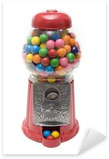 Gum Ball Machine Sticker - Pixerstick