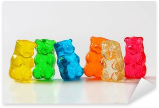 Gummy bears Sticker - Pixerstick