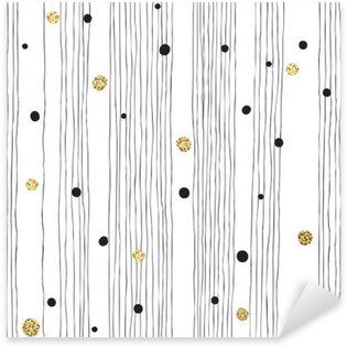 Hand Drawn Seamless Pattern on White Background with Thin Line a Sticker - Pixerstick