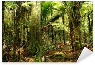 Sticker Pixerstick Jungle