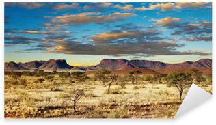 Sticker - Pixerstick Kalahari Desert, Namibia