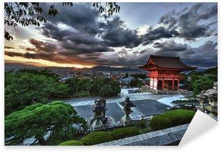 Sticker Pixerstick Kyoto