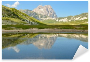 Sticker Pixerstick Le lac de Pietranzoni