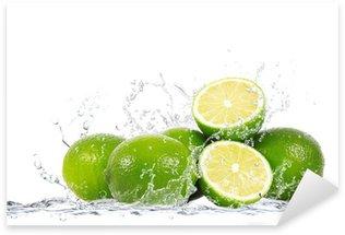 Sticker - Pixerstick lime splash
