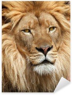Sticker Pixerstick Lion