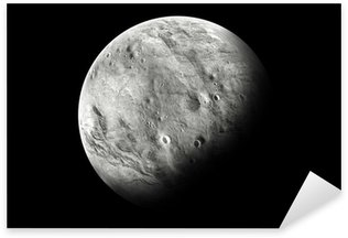 Moon Sticker - Pixerstick