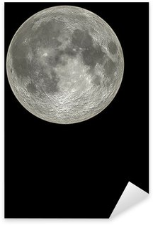 Sticker - Pixerstick moon