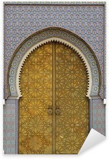 Sticker - Pixerstick moroccan entrance (3)