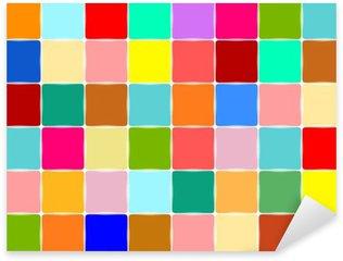 Sticker Pixerstick Mosaic 4.90