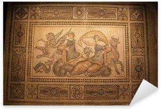 Sticker Pixerstick Mosaic antique
