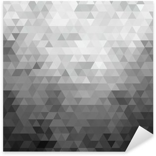 Mosaic background Pixerstick Sticker