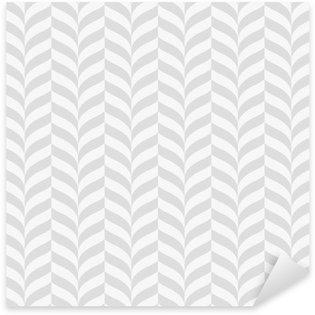 Sticker Pixerstick Motif géométrique, vecteur, seamless, fond