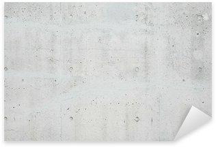 Sticker Pixerstick Mur de béton