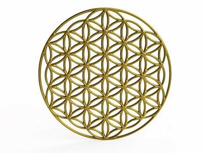 Stickers muraux abstrait pixers nous vivons pour changer - Symbole de la vie ...