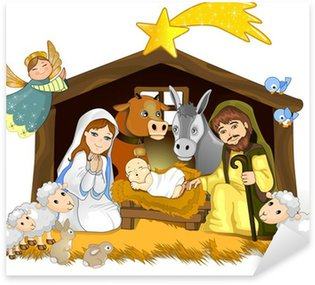 Pixerstick for All Surfaces Nativity
