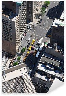 Sticker Pixerstick Newyork