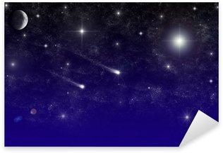 Nuit étoilée Sticker - Pixerstick