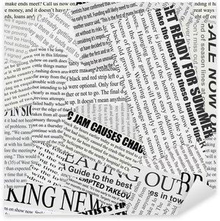 Sticker Pixerstick Papier journal Background