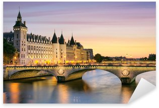 Sticker Pixerstick Paris, Conciergerie