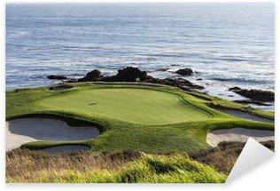 Pixerstick for All Surfaces Pebble Beach golf course, Monterey, California, USA