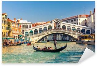 Sticker Pixerstick Pont du Rialto à Venise