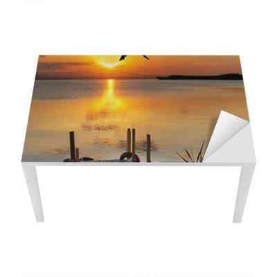 Sticker pour Table et Bureau Un coin pour rêver