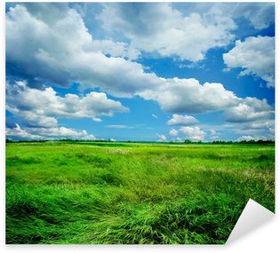 Pixerstick Sticker Prachtige natuur landschap