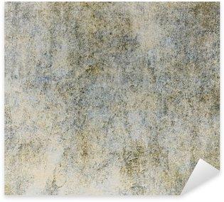 Sticker Pixerstick Rétro fond avec la texture de vieux papiers