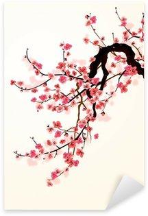 Pixerstick Sticker Sakura