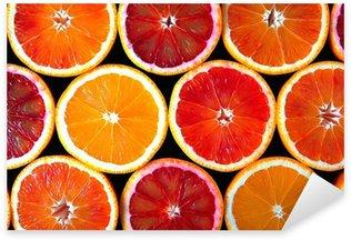 Pixerstick Sticker Sinaasappels