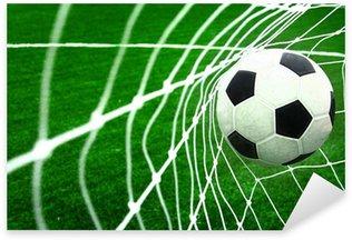 Pixerstick Sticker Soccer